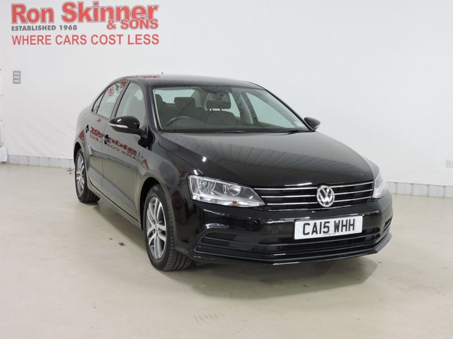 View our 2015 15 VOLKSWAGEN JETTA 2.0 SE TDI BLUEMOTION TECHNOLOGY 4d 109 BHP
