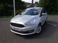 USED 2015 15 FORD C-MAX 1.6 ZETEC 5d 124 BHP LOW MILEAGE
