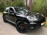 USED 2010 59 PORSCHE CAYENNE GTS 4.8 GTS TIPTRONIC S 5d AUTO 405 BHP TOUCH SCREEN PCM SAT NAV BLUETOOTH ELECTRIC TAILGATE HEATED SEATS
