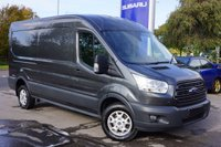 USED 2017 67 FORD TRANSIT 2.0 350 L3 H2 P/V DRW 1d Trend 129 BHP One Owner - A/C - Alloys