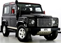 USED 2013 63 LAND ROVER DEFENDER 90 2.2 TD DPF XS Station Wagon 3dr Full L/Rover Service History +