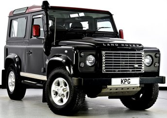 2013 LAND ROVER DEFENDER 90 2.2 TD DPF XS Station Wagon 3dr £29995.00