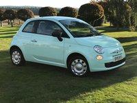 2015 FIAT 500 1.2 POP 3d 69 BHP £5490.00