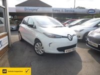 USED 2015 65 RENAULT ZOE 0.0 DYNAMIQUE NAV 5d AUTO 92 BHP NEED FINANCE? WE CAN HELP!
