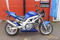 USED 2004 04 SUZUKI SV 650 K3  A great first big bike, Free UK Delivery.