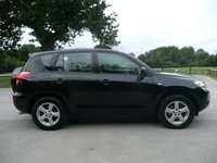 2006 TOYOTA RAV4 2.0 XT4 VVT-I 5d AUTO 151 BHP £5495.00