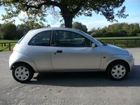USED 2008 08 FORD KA 1.3 STYLE CLOTH 3d 69 BHP Ideal First Car, Mot,Full Service History,Trade Part Ex Bargain