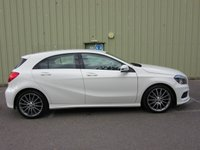 USED 2014 64 MERCEDES-BENZ A CLASS 1.5 A180 CDI BLUEEFFICIENCY AMG SPORT 5d