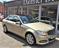 2013 MERCEDES-BENZ C CLASS 2.1 C250 CDI BLUEEFFICIENCY ELEGANCE 4d 202 BHP £14995.00