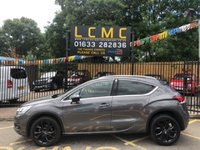 2016 DS DS 4 1.6 BLUEHDI CROSSBACK S/S 5d 120 BHP £12000.00