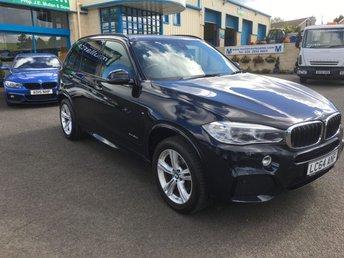 2015 BMW X5 3.0 XDRIVE30D M SPORT 5d AUTO 255 BHP £31995.00
