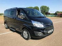 USED 2015 15 FORD TOURNEO CUSTOM 2.2 300 LIMITED TDCI 5d E-TECH 153 BHP
