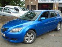 2005 MAZDA 3 1.6 TS 5d 105 BHP £995.00