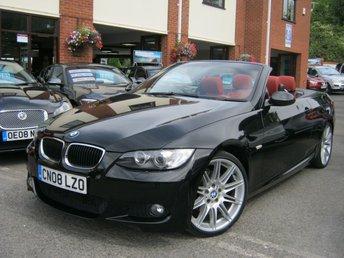 2008 BMW 3 SERIES 2.0 320I M SPORT 2d 168 BHP