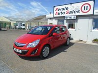 USED 2011 61 VAUXHALL CORSA 1.2 EXCITE AC 5d 83 BHP £19 PER WEEK, NO DEPOSIT - SEE FINANCE LINK