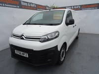 2016 CITROEN DISPATCH 1.6 M 1000 X BLUEHDI 1d 94 BHP £10495.00