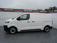 USED 2016 66 CITROEN DISPATCH 1.6 M 1000 X BLUEHDI 1d 94 BHP CIREON DISPATCH EURO 6 TWIN SLIDING LOAD DOORS
