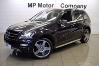 USED 2011 11 MERCEDES-BENZ M CLASS 3.0 ML350 CDI BLUEEFFICIENCY GRAND EDITION 5d AUTO 231 BHP