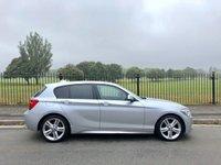 2013 BMW 1 SERIES 2.0 120D M SPORT 5d 181 BHP £10995.00