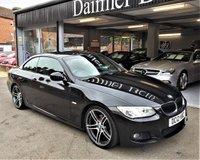 2012 BMW 3 SERIES 2.0 320D M SPORT 2d 181 BHP £11995.00
