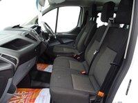 USED 2017 17 FORD TRANSIT CUSTOM 2.0 290 LR DCB 1d 104 BHP FORD CUSTOM CREW L2 EURO 6