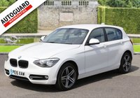 USED 2015 15 BMW 1 SERIES 2.0 118D SPORT 5d 141 BHP Finance from only £60 p/w!
