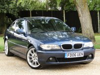 2006 BMW 3 SERIES 2.0 318CI ES 2d 148 BHP AUTO £1950.00