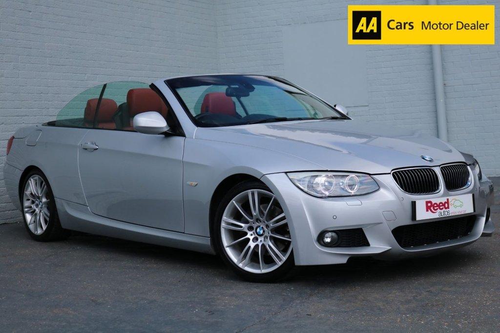 2013 63 BMW 3 SERIES 2.0 320D M SPORT 2d AUTO 181 BHP