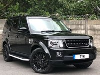 USED 2014 14 LAND ROVER DISCOVERY 4 3.0 SDV6 HSE 5d AUTO 255 BHP FACELIFT MODLE/BLACK PACK/SIDE STEPS
