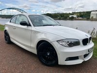 2013 BMW 1 SERIES 2.0 118D SPORT PLUS EDITION 2d 141 BHP £9990.00