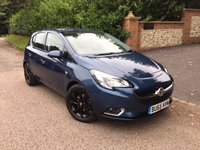 2015 VAUXHALL CORSA 1.4 SRI ECOFLEX S/S 5d 99 BHP PLEASE CALL TO VIEW £8250.00