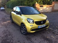 2015 SMART FORFOUR 1.0 PRIME PREMIUM 5d 71 BHP PLEASE CALL TO VIEW £5950.00
