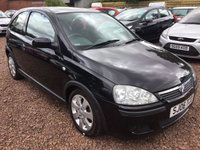 USED 2006 06 VAUXHALL CORSA 1.2 SXI PLUS 16V TWINPORT 3d 80 BHP