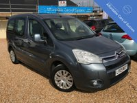 USED 2009 09 CITROEN BERLINGO 1.6 MULTISPACE VTR 16V 5d 90 BHP Rare 1.6 petrol example with very low mileage below 38,000 miles