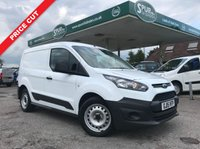 USED 2015 15 FORD TRANSIT CONNECT 1.6 200 P/V 1d 74 BHP One Owner, Finance In 60 Seconds, Bluetooth Connection, Low Mileage.