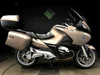 USED 2007 07 BMW R 1200 RT SE. 2007. 21K. FSH. BMW TOP BOX. HIGH SE SPEC. VGC