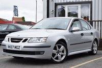 2007 SAAB 9-3 2.0 VECTOR SPORT T 4d 151 BHP £3995.00