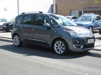USED 2009 59 CITROEN C3 PICASSO 1.6 PICASSO EXCLUSIVE HDI 5d 90 BHP Only 45,638 miles, climate control, alloys, parking sensors, power folding mirrors, auto lights and wipers, service history.