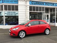 USED 2015 15 VAUXHALL CORSA 1.2 STING 3d 69 BHP £99 Per Month on PCP with £1000 Minimum PX