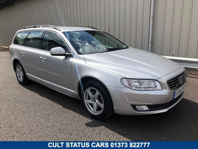 2015 15 VOLVO V70 ESTATE 2.0 D3 DIESEL BUSINESS EDITION AUTO 148 BHP