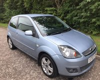 USED 2007 07 FORD FIESTA 1.2 ZETEC CLIMATE 16V 3d 78 BHP 6 MONTHS PARTS+ LABOUR WARRANTY+AA COVER