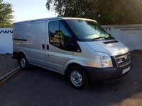2013 FORD TRANSIT 300 2.2 L/R 100 BHP **70 VANS IN STOCK** £5995.00