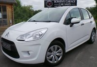 USED 2012 12 CITROEN C3 1.1 VT 5d 60 BHP 4 Service Stamps - Local Part Exchange - Perfect first Car