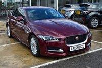 2015 JAGUAR XE 2.0 R-SPORT 4d AUTO 161 BHP £17595.00