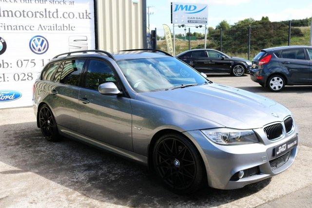 2009 BMW 3 SERIES 320D M SPORT TOURING 175 BHP (Finance & Warranty)