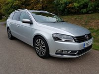USED 2012 12 VOLKSWAGEN PASSAT 2.0 SPORT TDI BLUEMOTION TECHNOLOGY 5d 139 BHP **£30 ROAD FUND**SUPERB DRIVE**FULL HISTORY**