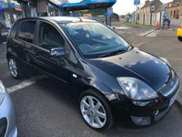 USED 2007 07 FORD FIESTA 1.2 ZETEC CLIMATE 16V 5d 78 BHP