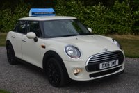 2015 MINI HATCH ONE 1.2 ONE 5d 101 BHP £8995.00