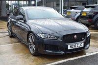 2016 JAGUAR XE 3.0 S 4d AUTO 335 BHP £28795.00