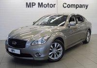 USED 2013 63 INFINITI M GT PREMIUM 3.5 M35H 4d AUTO 364 BHP